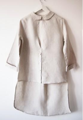 c6deddcd21fd Limitovka - dámska košeľová atypická tunika