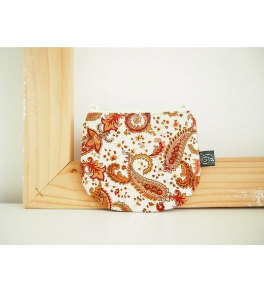 Peňaženka - kašmírový vzor