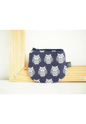 Peňaženka - sovy