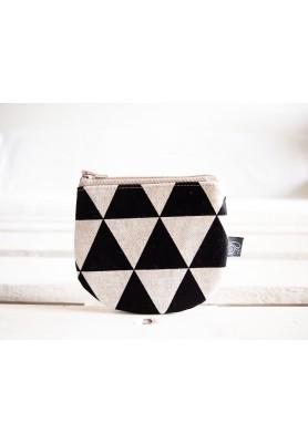 Peňaženka  režná - minimal